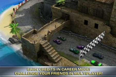 Reckless Racing 2 v1.0.1 [.ipa/iPhone/iPod Touch/iPad]
