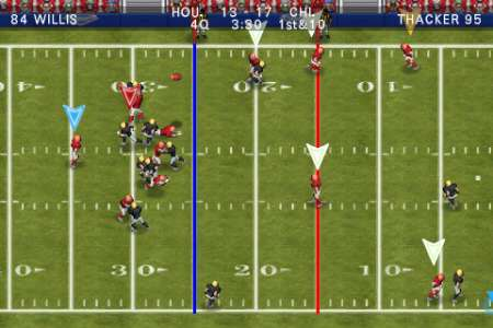 TECMO BOWL Throwback v1.0.0 [.ipa/iPhone/iPod Touch]