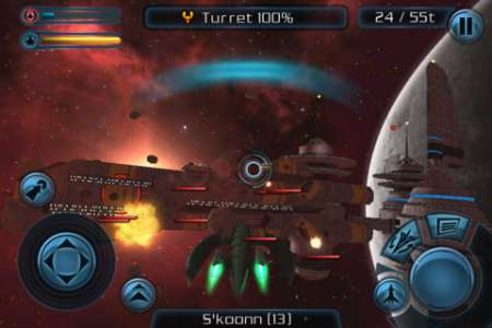 Galaxy on Fire 2™ v1.1.1 [RUS] [.ipa/iPhone/iPod Touch/iPad]