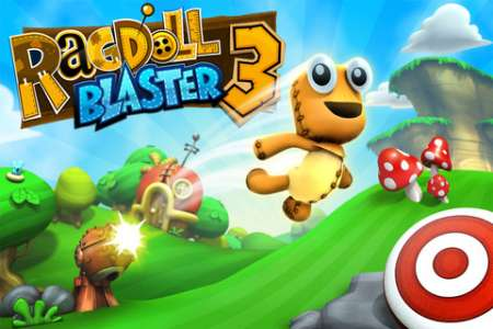 Ragdoll Blaster 3 v1.0.1 [.ipa/iPhone/iPod Touch]