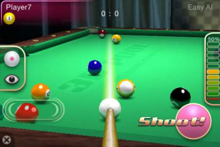 3D Pool Master Pro v2.00 [.ipa/iPhone/iPod Touch]