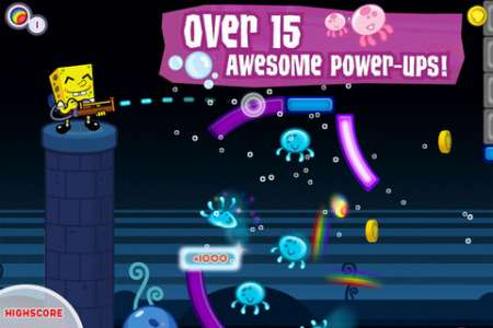 SpongeBob's Super Bouncy Fun Time v1.0 [.ipa/iPhone/iPod Touch]