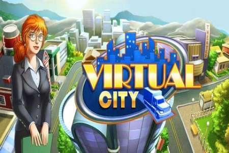 Virtual City (Виртуальный Город) [2.1] [Rus/Полная версия] [Игры для iPhone]