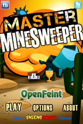 Master Minesweeper v1.0.12 [.ipa/iPhone/iPod Touch/iPad]