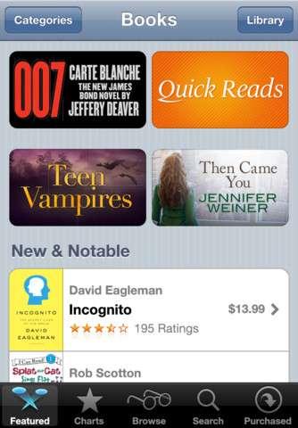 iBooks v2.1 [RUS] [.ipa/iPhone/iPod Touch/iPad]