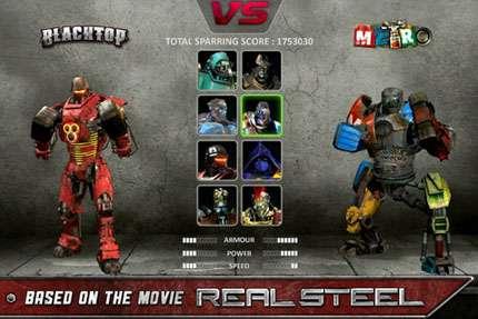 Real Steel v1.0.8 [Игры для iPhone]