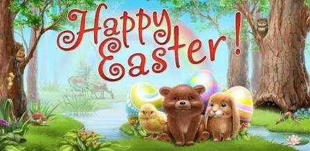 Happy Easter Live Wallpaper - Пасхальные живые обои для Android