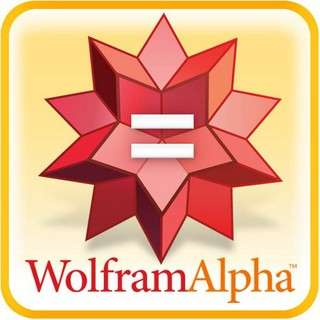 WolframAlpha [1.4.0.3051985] [.ipa/iPhone/iPod Touch/iPad]
