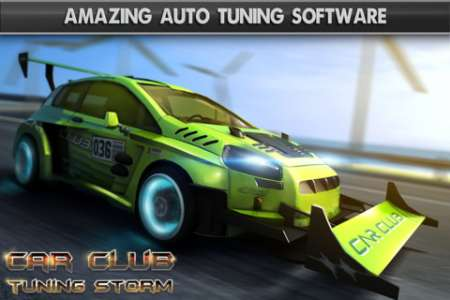 Car Club:Tuning Storm [1.0] [ipa/iPhone/iPod Touch/iPad]
