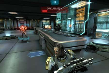MASS EFFECT INFILTRATOR v1.0.1 [Electronic Arts] [Игры для iPhone/iPad]