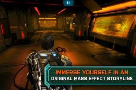 MASS EFFECT INFILTRATOR v1.0.2 [Electronic Arts] [Игры для iPhone/iPad]