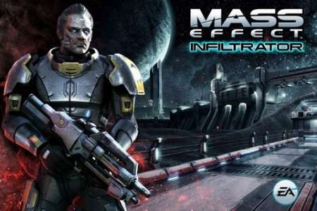 MASS EFFECT INFILTRATOR v1.0.2 [Electronic Arts] [Игры для iPhone/iPad]