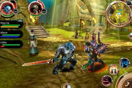 Order & Chaos© Online v1.1.0 [Gameloft] [Игры для iPhone/iPad]