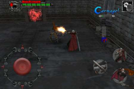 Devil May Cry 4 refrain v.1.05.01 [Игры для iPhone]