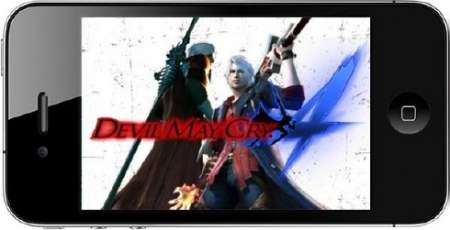 Devil May Cry 4 refrain v.1.05.01 [Игры для iPhone]