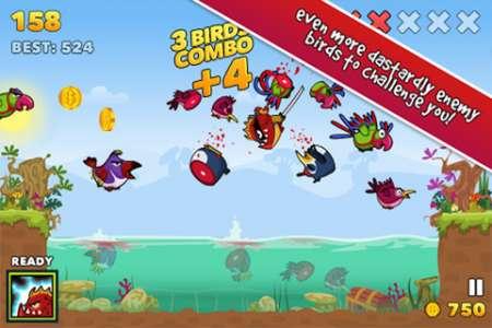 Fish Fury v2.1.1 [Игры для iPhone]
