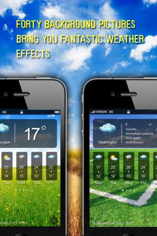 iWea Pro v1.3 [RUS] [.ipa/iPhone/iPod Touch/iPad]