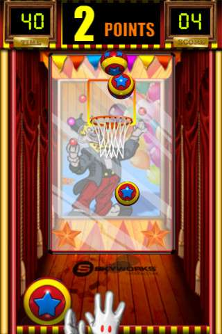 Arcade Hoops Basketball [3.8] [ipa/iPhone/iPod Touch]
