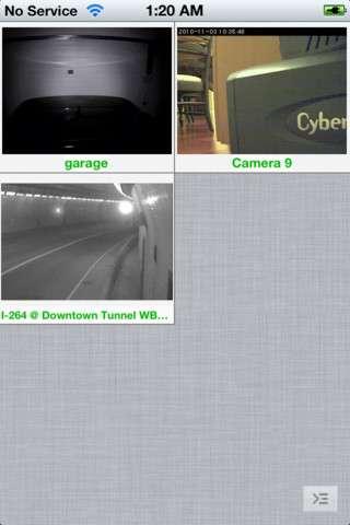 IP Camera Viewer [1.6.4] [ipa/iPhone/iPod Touch/iPad]