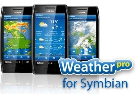 WeatherPro (Symbian^3, Anna, Belle)