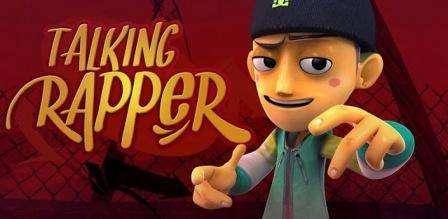 Talking Rapper - Говорящий рэппер для Android
