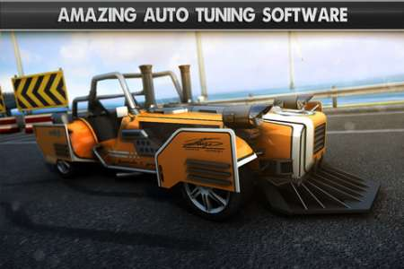 Car Club:Tuning Storm v1.1 [.ipa/iPhone/iPod Touch/iPad]