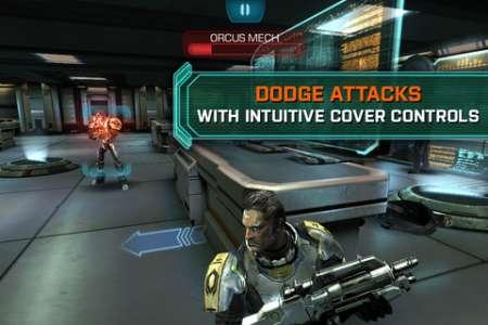 MASS EFFECT INFILTRATOR v1.0.3 + DLC [Electronic Arts] [Игры для iPhone/iPad]