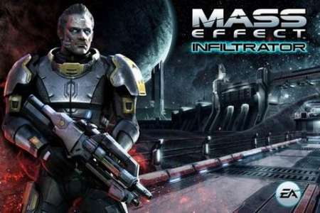 MASS EFFECT INFILTRATOR v1.0.3 + DLC [Electronic Arts] [Игры для iPhone/iPad]
