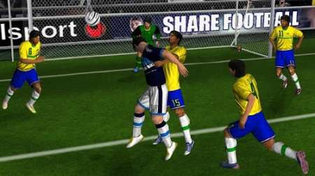 Real Football 2012 (Android)
