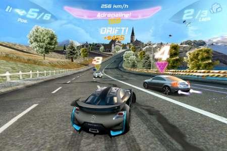 Asphalt 6: Adrenaline v1.3.6 [Gameloft] [Игры для iPhone]