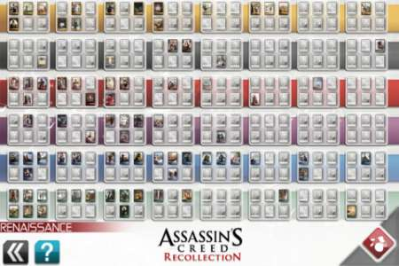 Assassin's Creed Recollection v1.9.10 [.ipa/iPhone/iPod Touch/iPad]