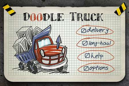 Doodle Truck v1.7.2 [.ipa/iPhone/iPod Touch]
