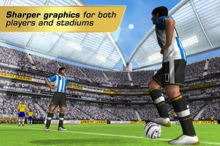 Real Soccer 2012 v1.0.6 [Gameloft] [RUS] [.ipa/iPhone/iPod Touch/iPad]