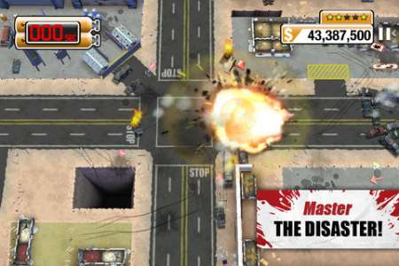 Burnout CRASH! v1.0.2 [Electronic Arts] [Игры для iPhone/iPad]