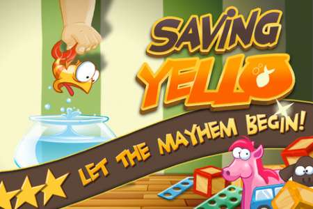 Saving Yello v1.3 [ipa/iPhone/iPod Touch/iPad]
