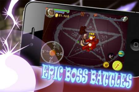 Devil's Quest v.1.2.2 [.ipa/iPhone/iPod Touch]