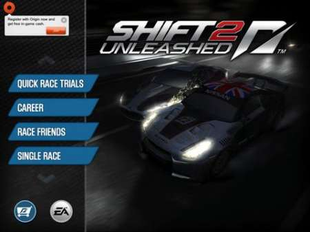 SHIFT 2 Unleashed for iPad (Wolrd) v1.2.95 [Игры для iPad]