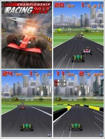Championship Racing 2012 (Java)