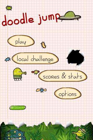 Doodle Jump - BE WARNED: Insanely Addictive! v2.10.1 [.ipa/iPhone/iPod Touch]