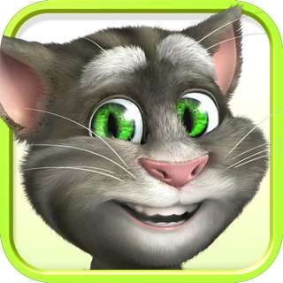 Talking Tom Cat 2 (Говорящий кот Том 2) v3.0 [RUS] [.ipa/iPhone/iPod Touch]