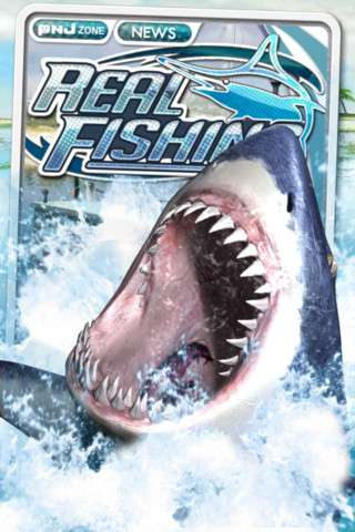 Real Fishing 3D v1.1.1 [.ipa/iPhone/iPod Touch/iPad]