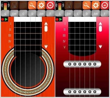 TM guitar (Symbian 9.4, S^3, Anna, Belle)