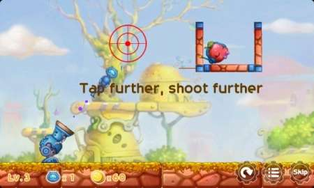 Shoot The Apple v.1.2.0 (Android 1.6+)