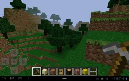 Minecraft - Pocket Edition v0.3.0 (Android 2.3+)