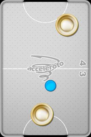 Air Hockey v1.15 [.ipa/iPhone/iPod Touch/iPad]
