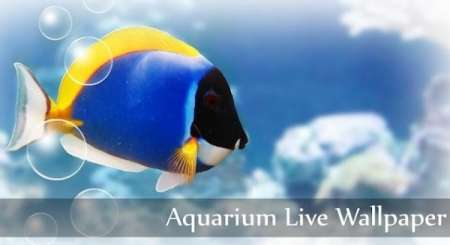 Aquarium Live Wallpaper v2.7 (Android 2.1+)