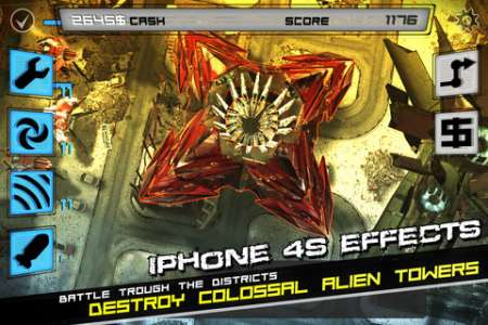 Anomaly Warzone Earth HD [1.22] [ipa/HD/iPhone/iPad] [Chillingo Ltd]