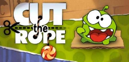 Cut the Rope v1.7 [RUS] [Игры для iPhone]