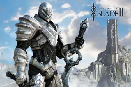 Infinity Blade II v1.1.1 [RUS] [Игры для iPhone/iPod Touch/iPad]