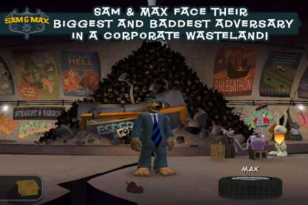 Sam & Max Beyond Time and Space Ep 5 v1.0 [.ipa/iPhone/iPod Touch/iPad]
